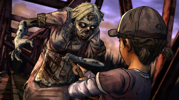 The Walking Dead: Season 2 (Steam Gift / RU+CIS)