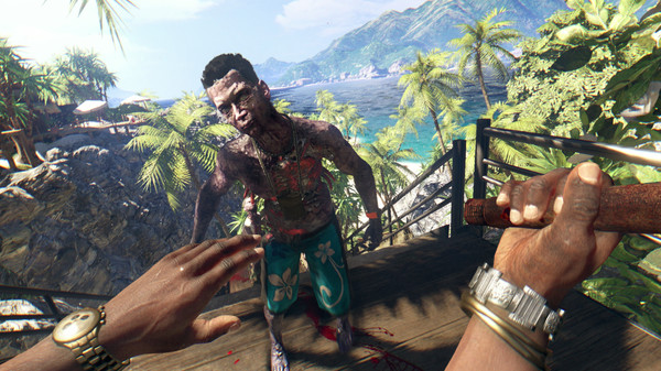 Dead Island Definitive Edition (Steam Key / RU/CIS)