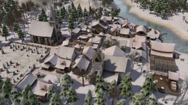 Banished (Steam Key / Region Free) + Bonus