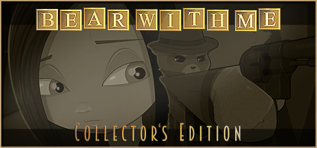 Bear With Me - Collector´s Edition (Steam Key / Global)