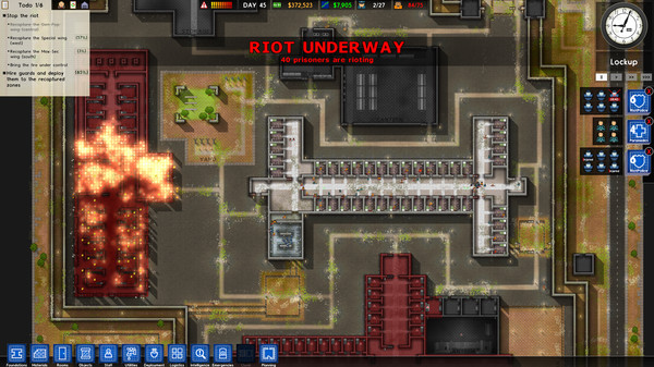 Prison Architect (Steam Key / Region Free) + Bonus