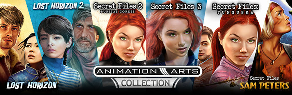 Animation Arts Collection (Steam Key / Ru+ CIS) + Bonus