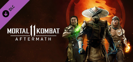 Mortal Kombat 11: Aftermath DLC (Steam Key / RU+CIS)
