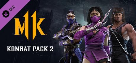 Mortal Kombat 11 - Kombat Pack 2 (Steam Key / RU+CIS)