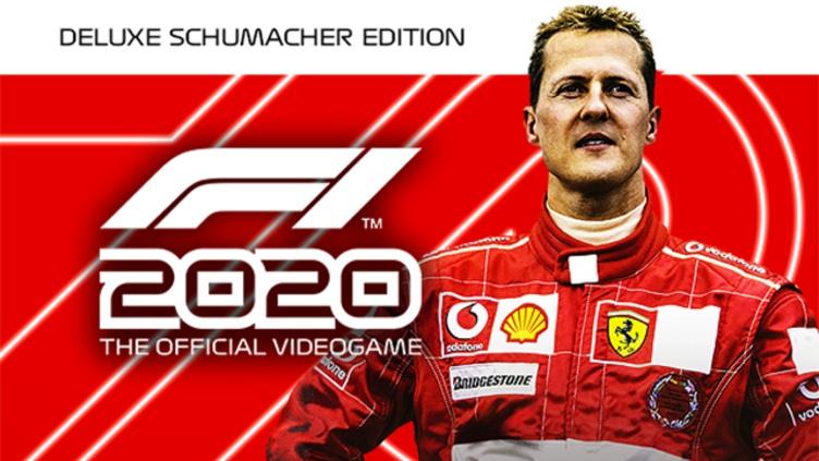 F1 2020 Deluxe Schumacher Edition (Steam Key / RU+CIS)