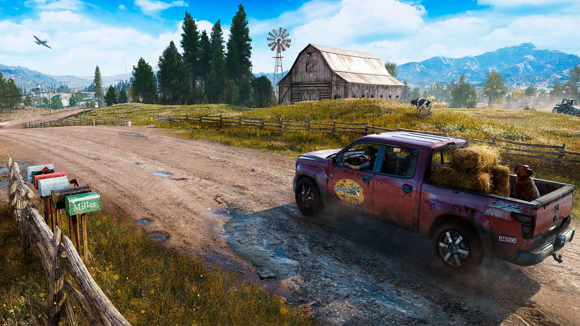 Скриншот  2 - Far Cry 5 ключ Uplay