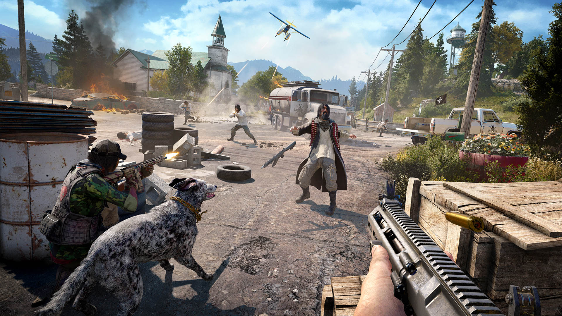 Скриншот  4 - Far Cry 5 ключ Uplay
