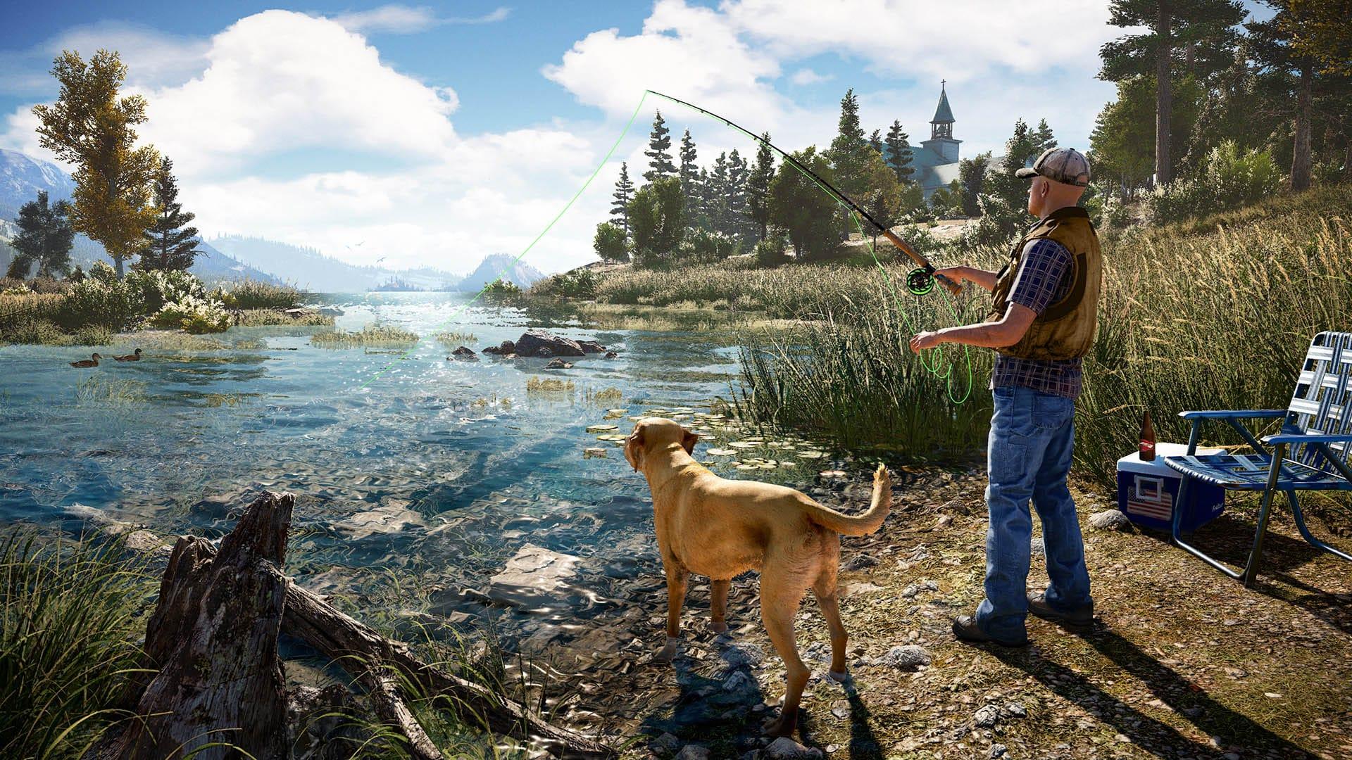 Скриншот  5 - Far Cry 5 ключ Uplay