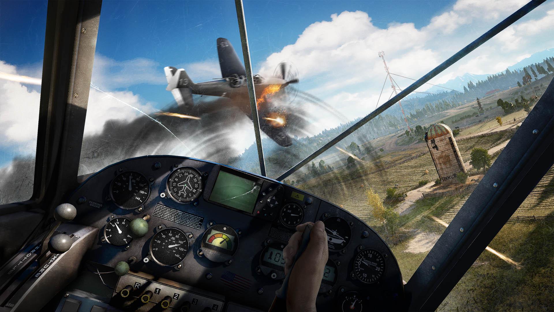 Скриншот  6 - Far Cry 5 ключ Uplay