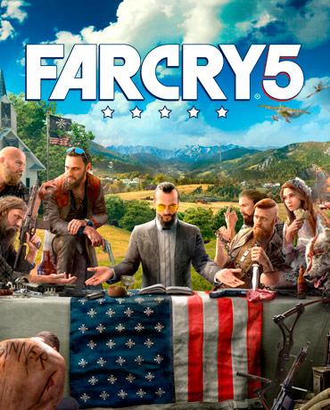 Скриншот  3 - Far Cry 5 ключ Uplay