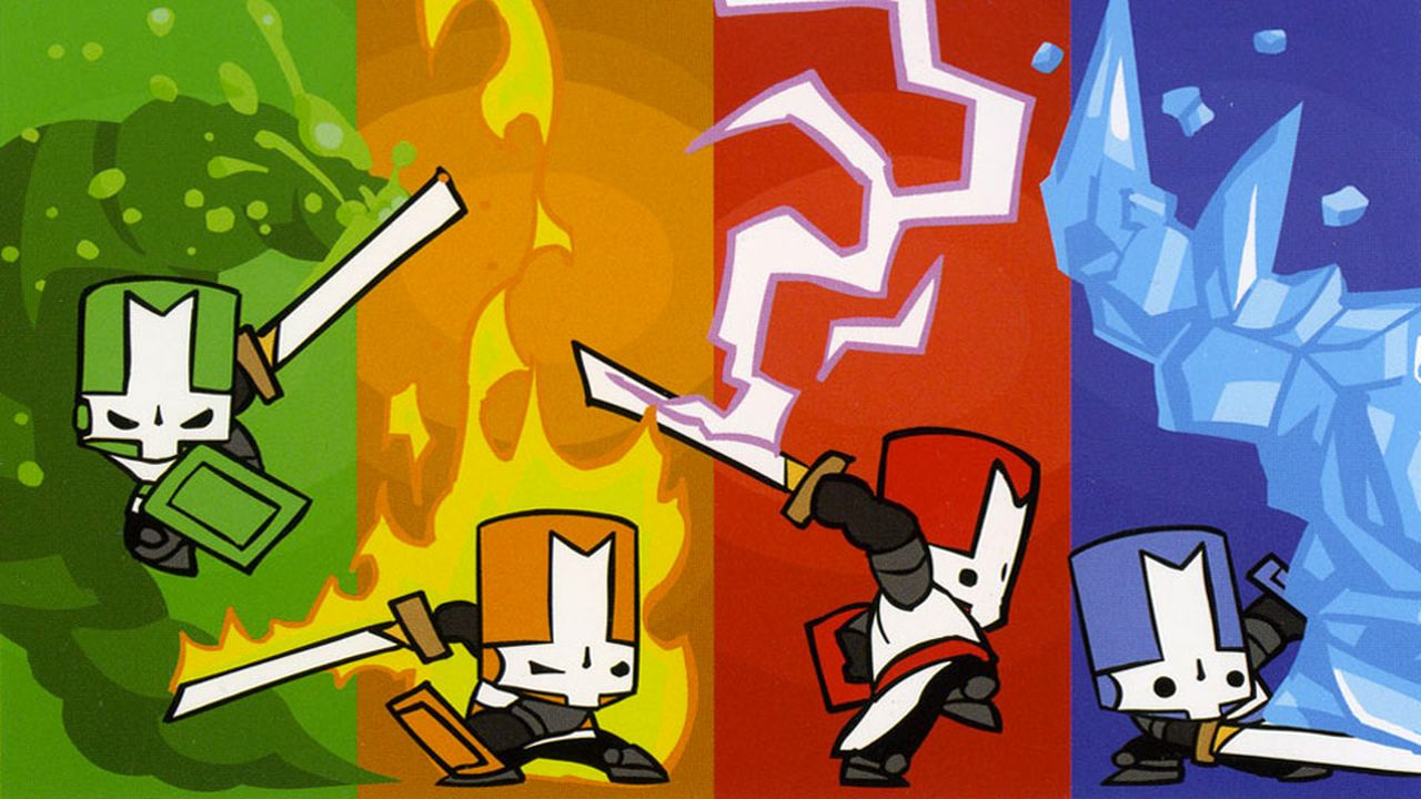 Castle Crashers Steam Gift (RU+CIS) + GIFT