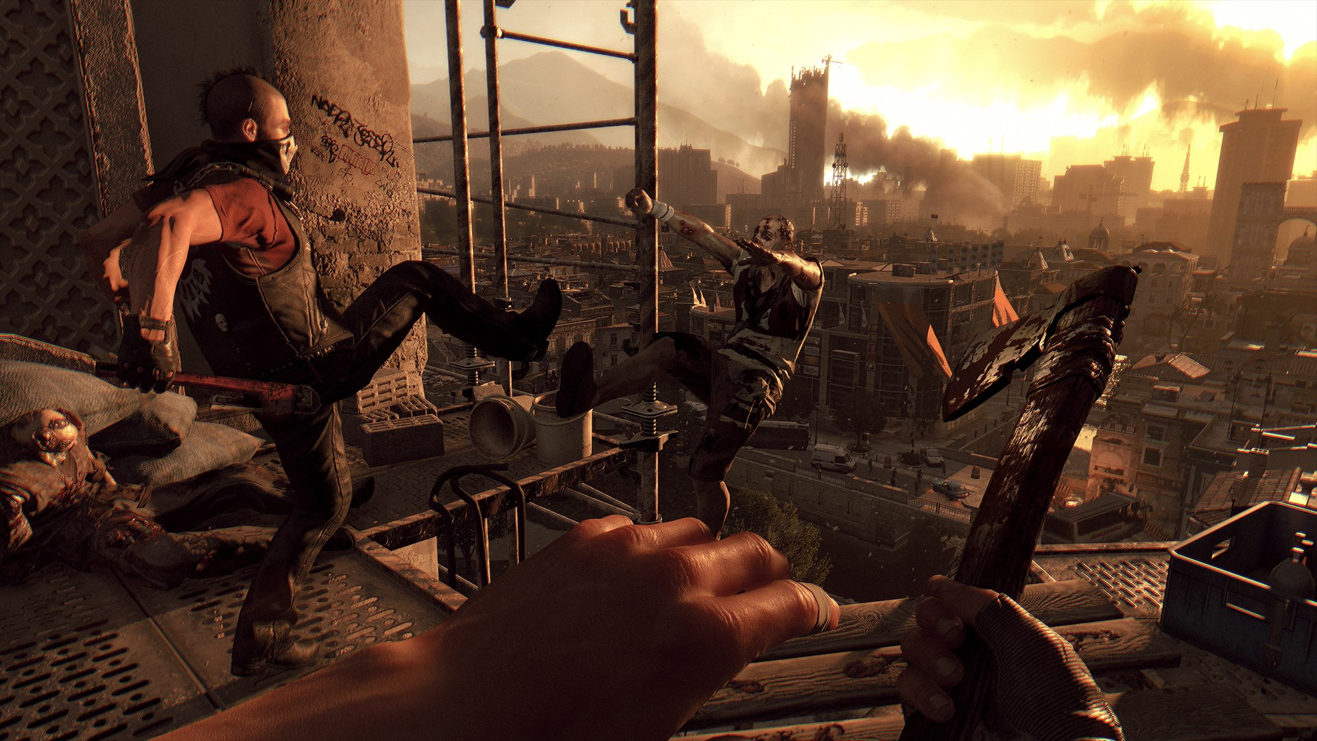 Dying Light Steam Gift (RU+CIS) + GIFT