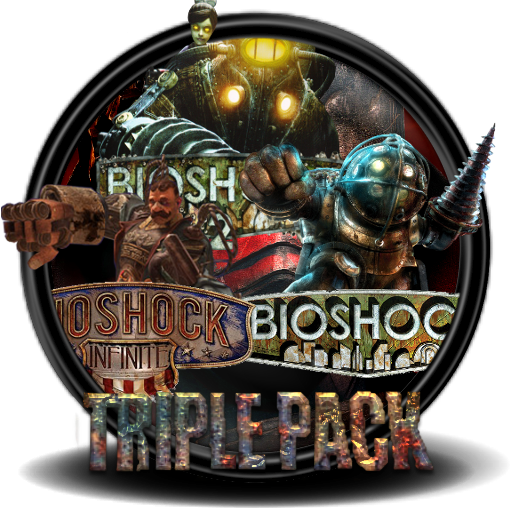 BioShock Triple Pack Steam Gift (RU+CIS) + ПОДАРОК