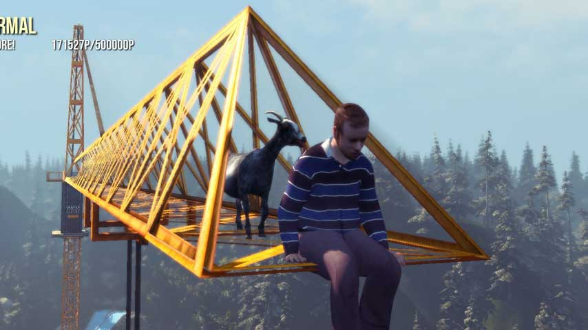 Buy Goat Simulator Steam Rucis Gift And Download