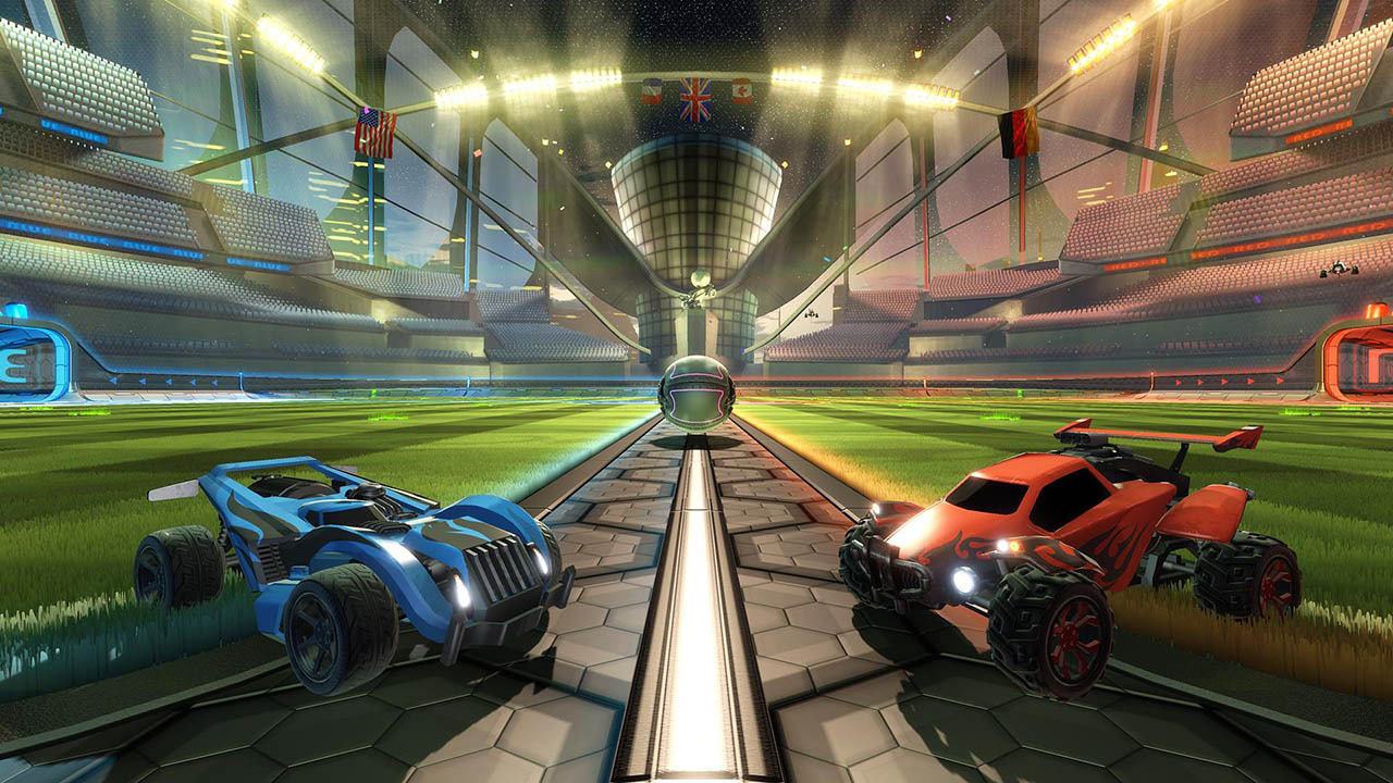 Rocket League - Back to the Future Car Pack Steam Gift