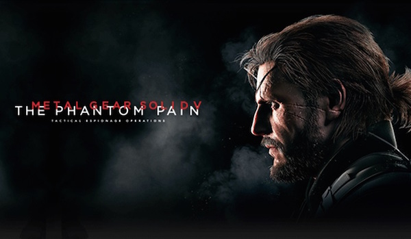 Metal Gear Solid V: Phantom Pain STEAM Key RU + Gift