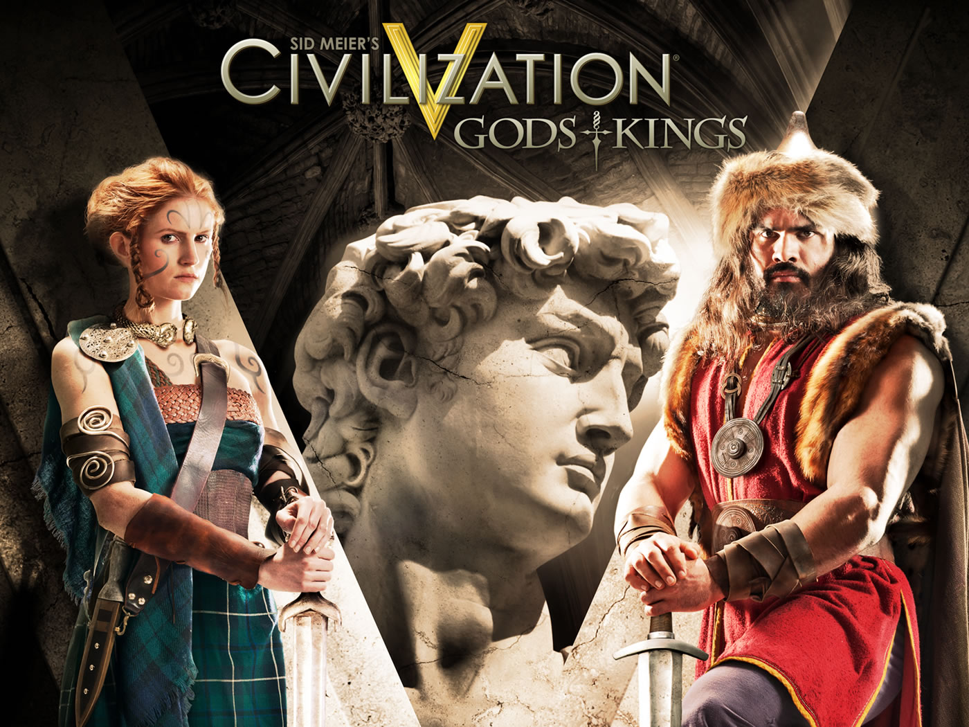 Sid Meier´s Civilization V Gods and Kings SteamKey