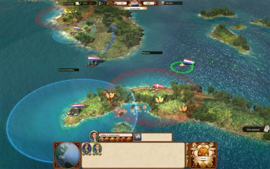 Commander - Conquest Of The Americas (Steam Key/ROW)