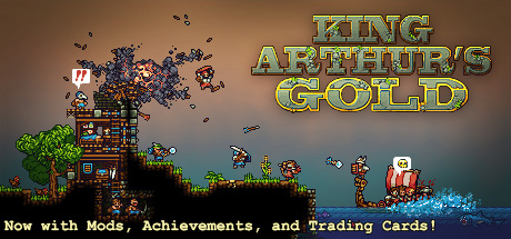 King Arthur´s Gold (steam gift/ru+cis)