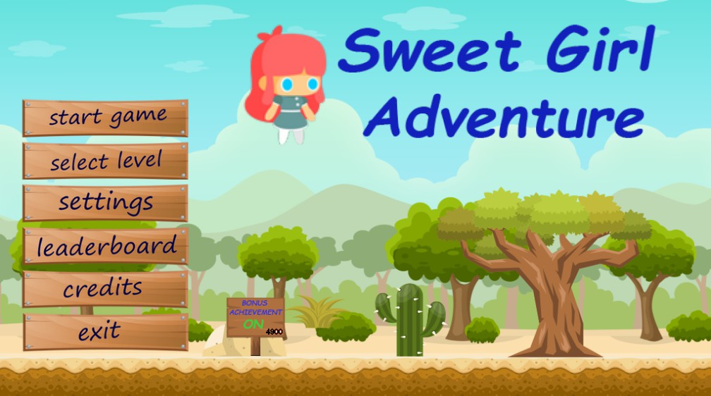 Sweet Girl Adventure (Steam Key/Region Free)