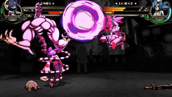 Skullgirls + Skullgirls 2nd Encore Upgrade SteamKey RoW 2019