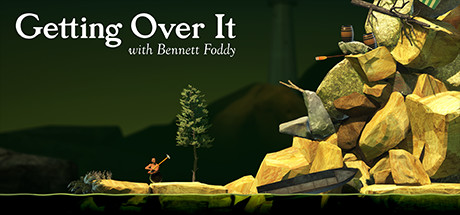 Getting Over It with Bennett Foddy (Steam Key/RoW) 2019