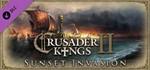 Crusader Kings II Sunset Invasion DLC (Steam Key/RoW)