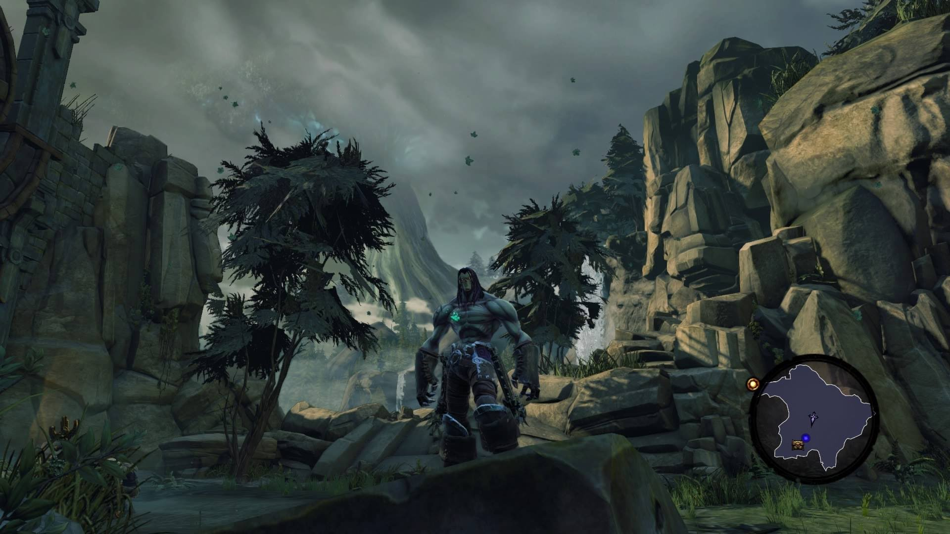 Buy Darksiders II Deathinitive Edition (Steam Gift/RuCiS) and download