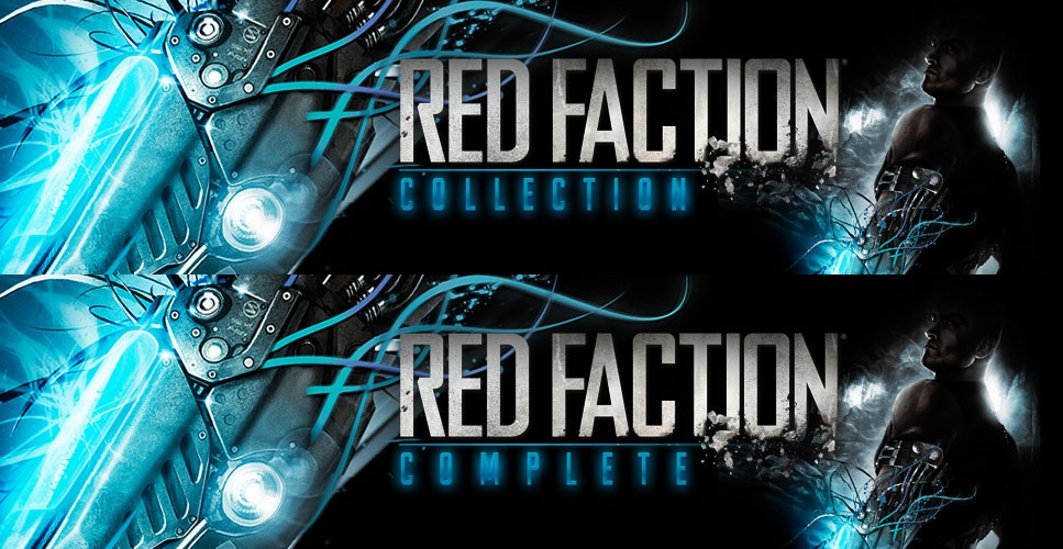 Red Faction Collection (Steam Gift / Region Free)