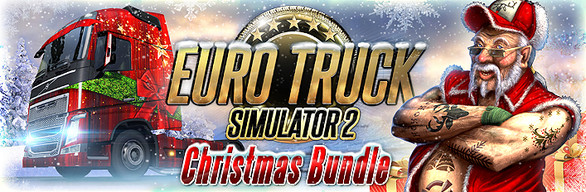 Euro Truck Simulator 2 - Christmas Bundle (Steam Gift)