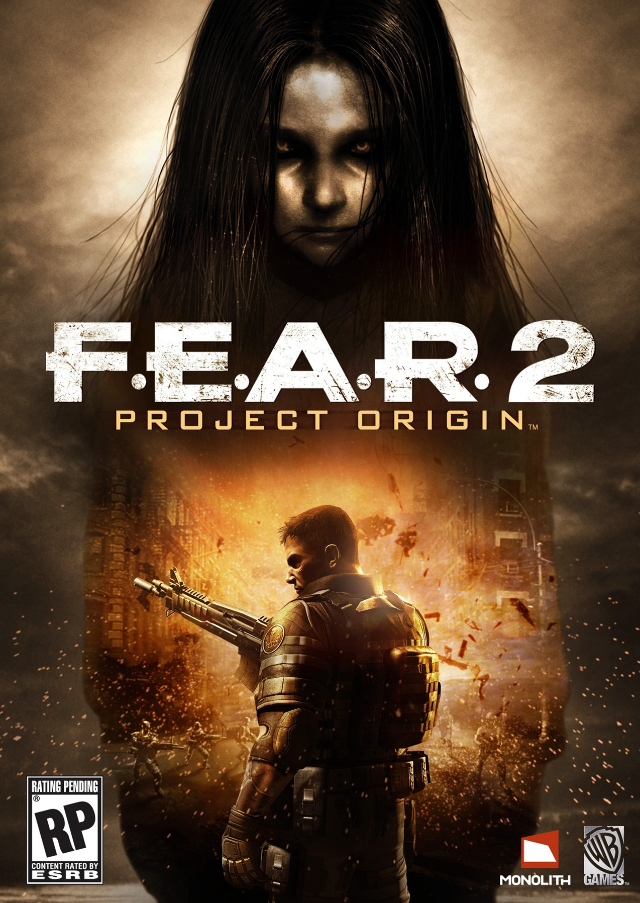 FEAR 2 - Project Origin (Steam Key/RegFree) + GIFT