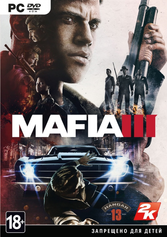 MAFIA 3 (Steam Key) + ПОДАРОК