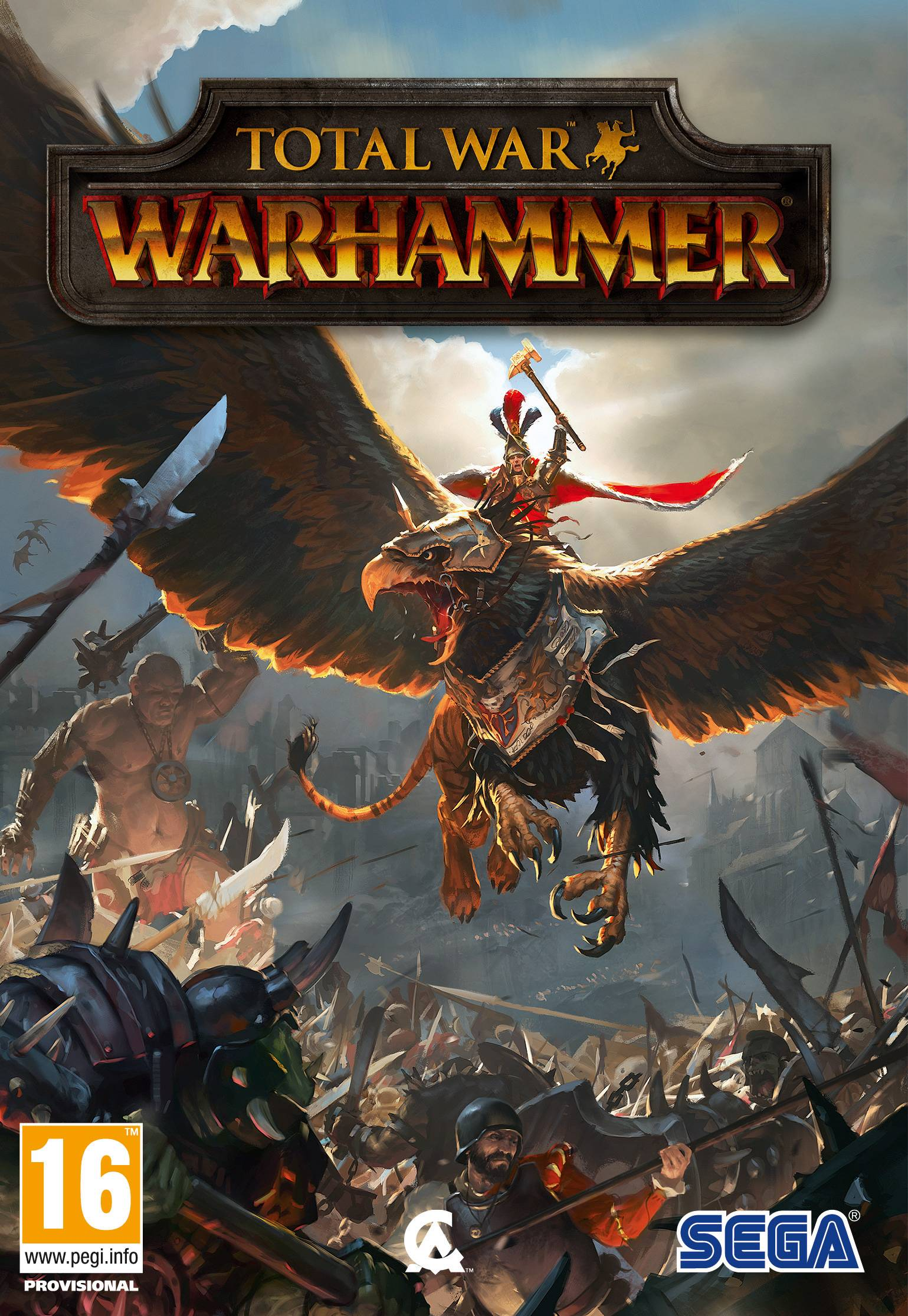Total War: WARHAMMER (Steam Key) + GIFT