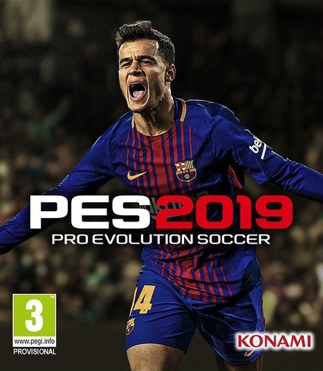 PRO EVOLUTION SOCCER 2019 ✅ (STEAM) + GIFT