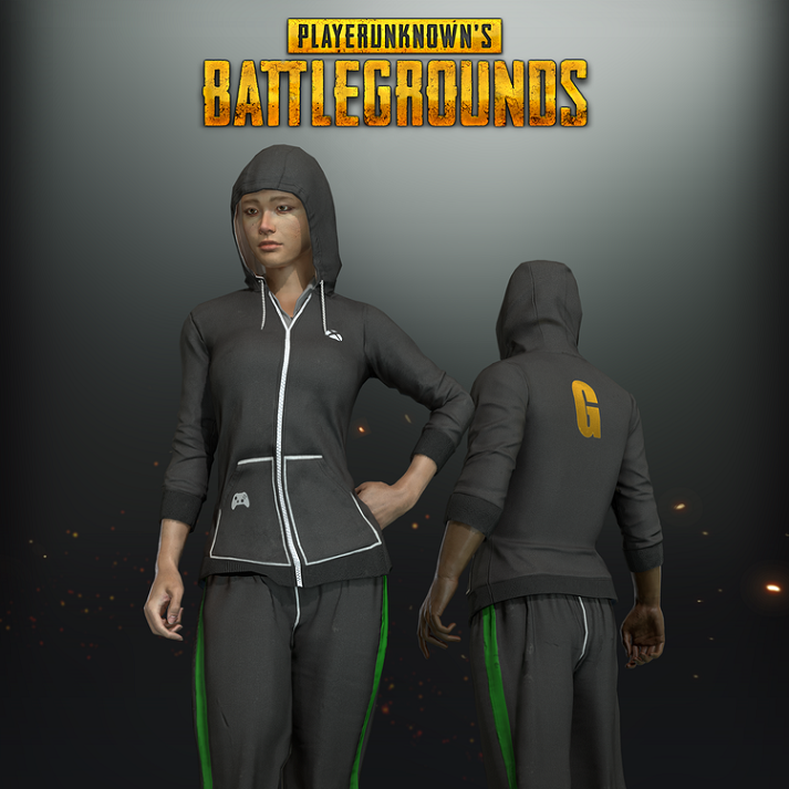 G SUIT SET - PLAYERUNKNOWN´S BATTLEGROUNDS
