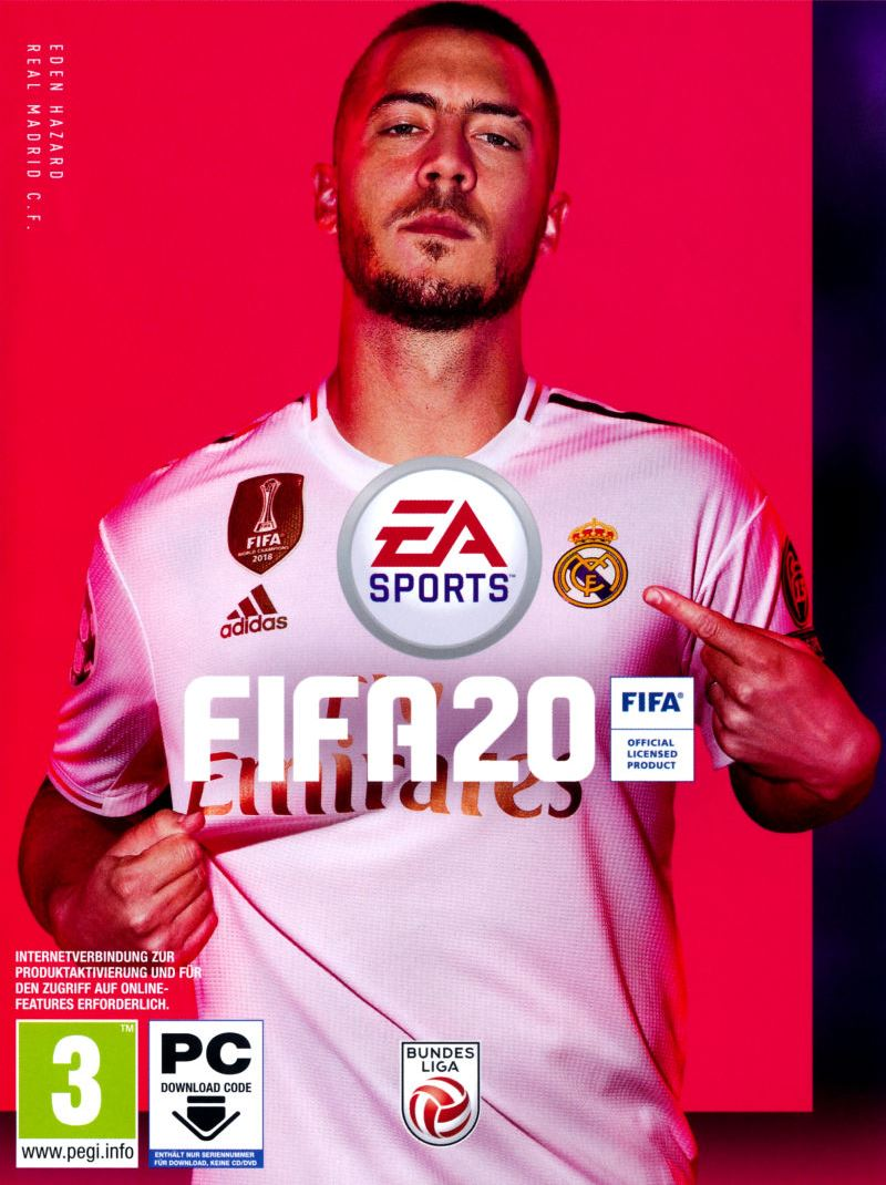 🔥 FIFA 20 (GLOBAL/MULTILANG) + ПОДАРОК