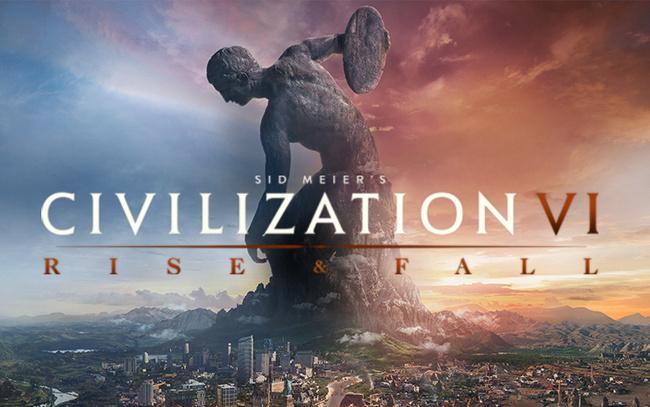 🔥 CIVILIZATION VI: RISE AND FALL (STEAM) + ПОДАРОК