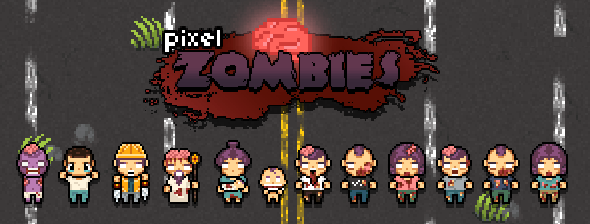 PixZomb (STEAM KEY/REGION FREE) 2019