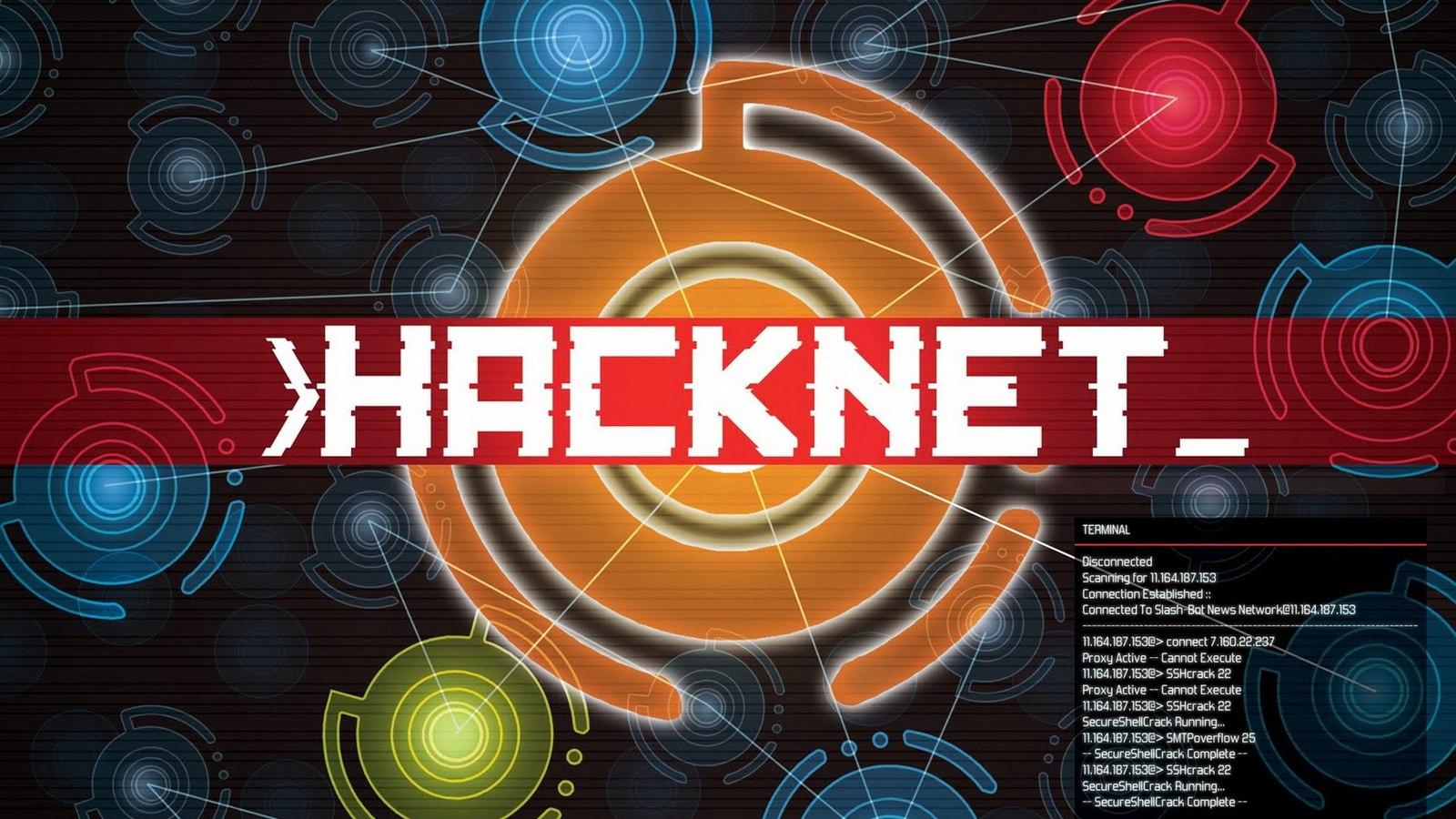 Hacknet (STEAM KEY/REGION FREE) 2019