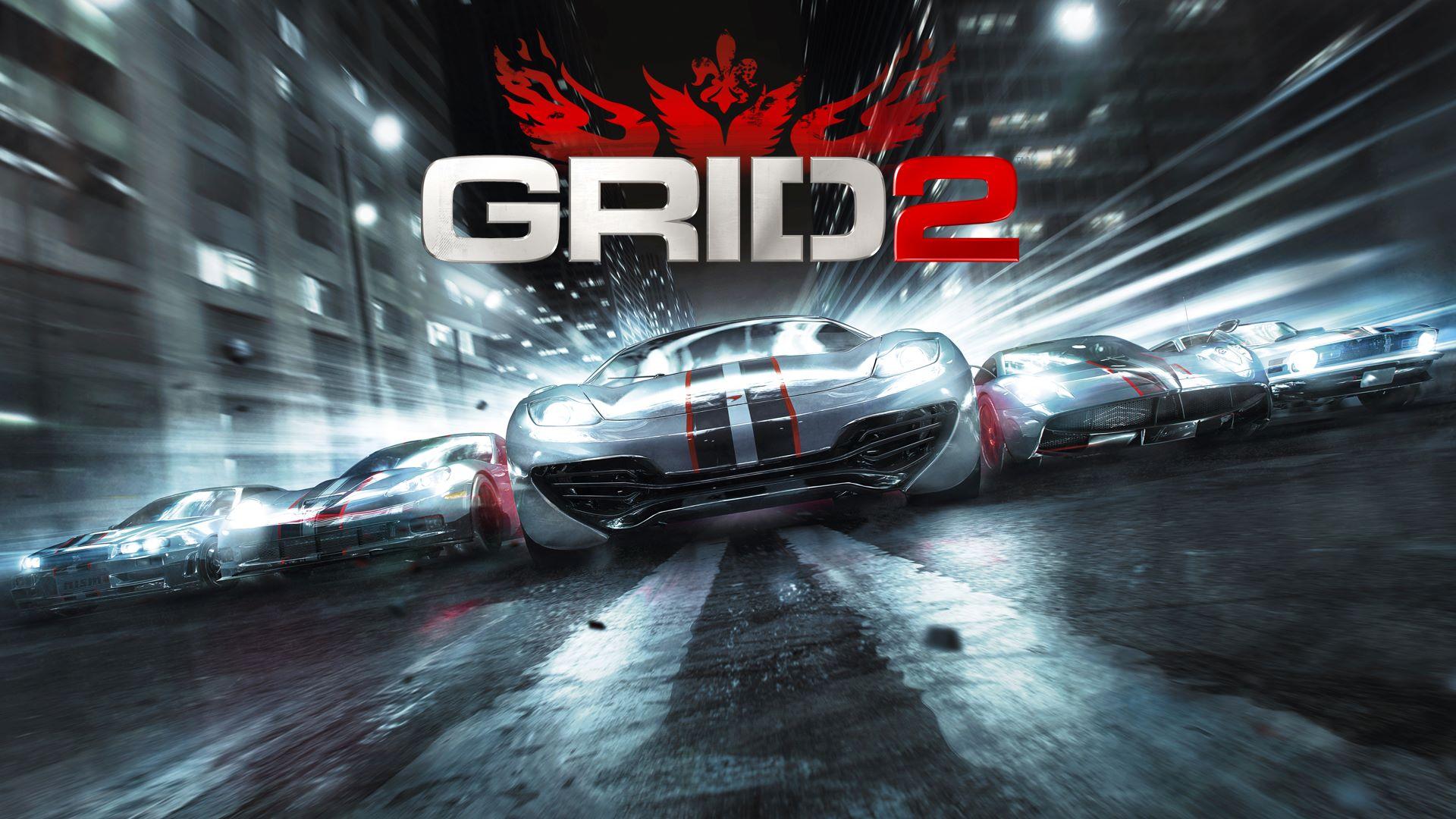 GRID 2 +  2 DLC Drift Pack (STEAM KEY/REGION FREE) 2019