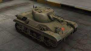 World of Tanks - M22 Locust+100 Crew+7 Prem + 500 Gold 2019