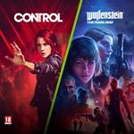 Wolfenstein: Youngblood +Control NVIDIA KEY REGION FREE