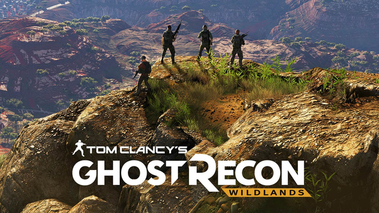 Tom Clancy´s Ghost Recon: Wildlands Uplay key REG FREE