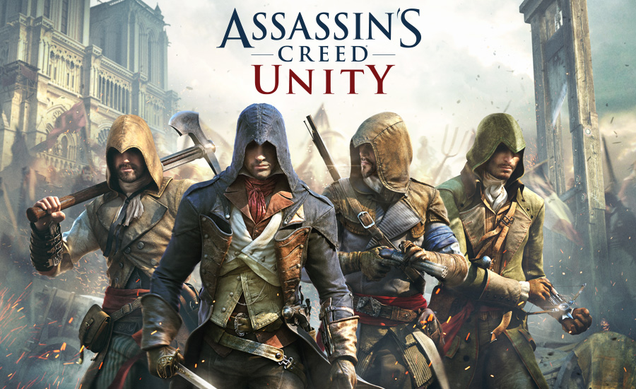 Assassin´s Creed® Unity UPLAY ACC