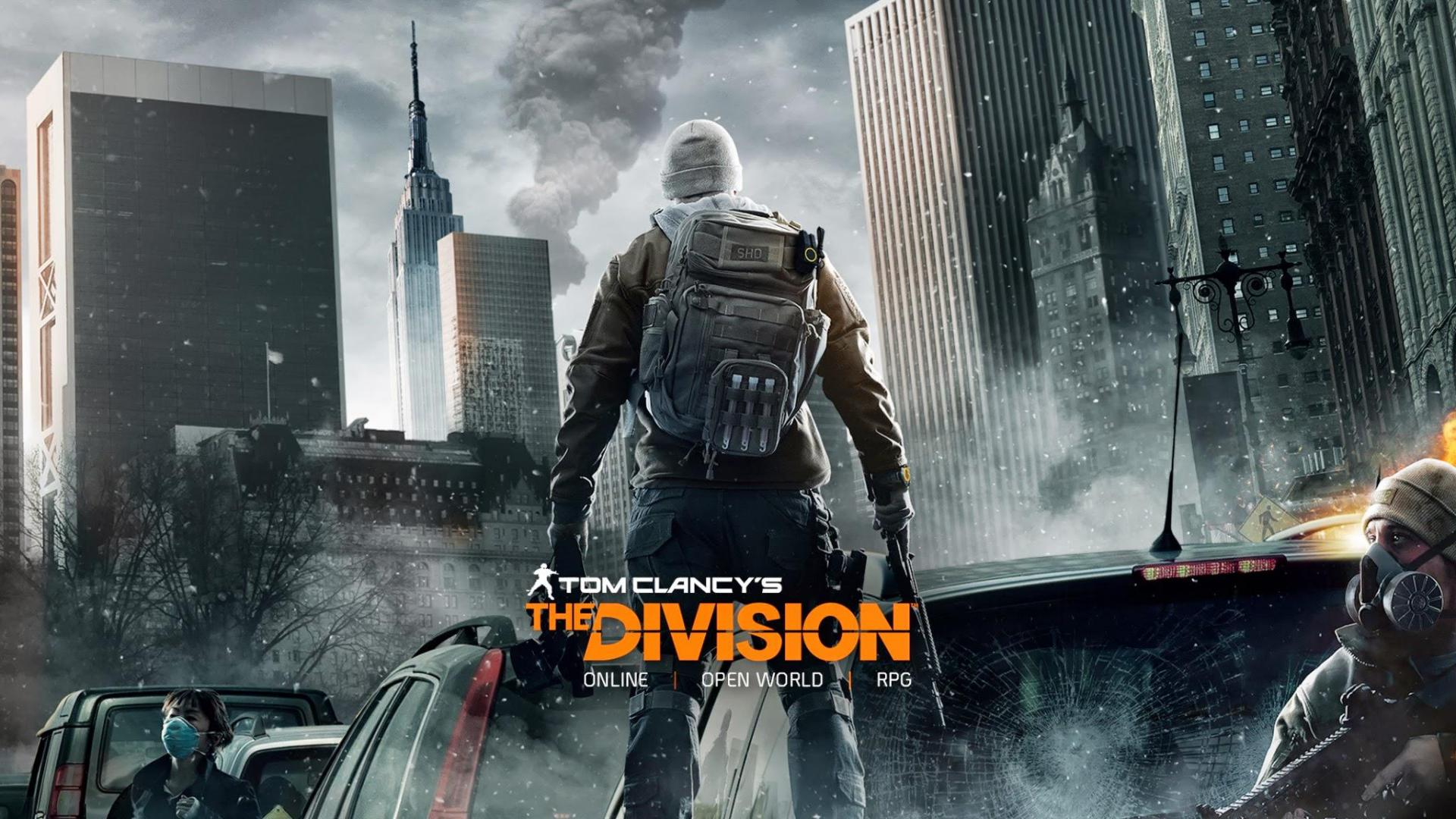 The Division PS4 [Digital code] only USA store