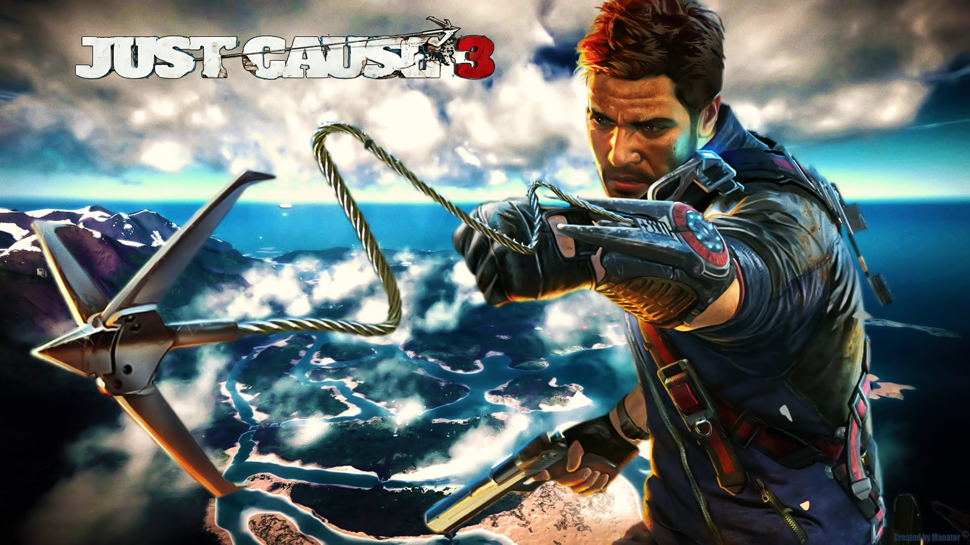 Just Cause 3 [Digital code] only USA store