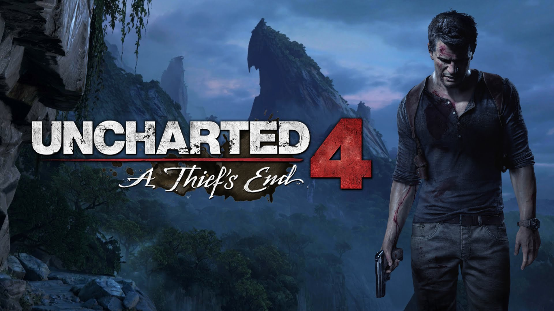 Uncharted 4: A Thief´s End - PS4 [Digital Code] USA