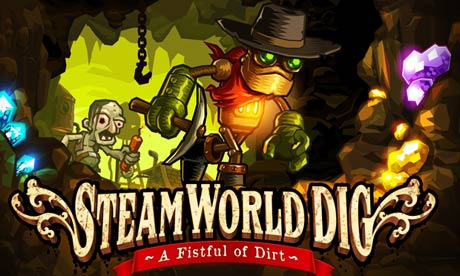 SteamWorld Dig - Steam gift