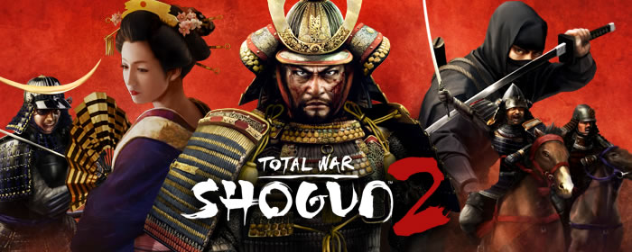 Total War: SHOGUN 2 Steam Gift HB link