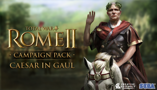 Total War: ROME II - Caesar in Gaul (DLC)  - Steam gift